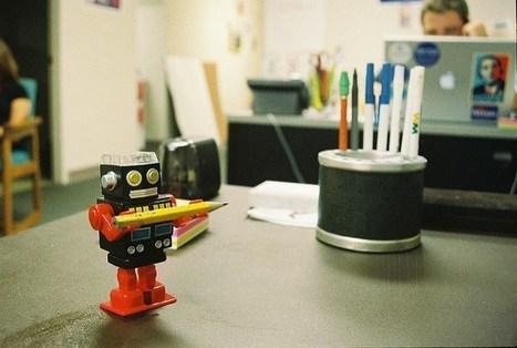 ¿Cómo afectará la computación cognitiva a nuestro trabajo? - A un Clic de las TIC | APRENDIZAJE | Scoop.it