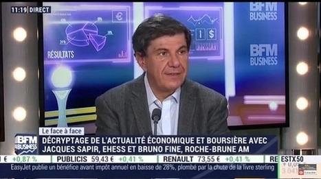 Jacques Sapir: Catastrophe sur les marchés si l'accroissement du déficit US se passe mal | Grands Risques d'Entreprise | Scoop.it