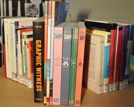 Intégrer la bande dessinée aux collections d'un...   Politique documentaire BM, BU, BDP   Scoop.it