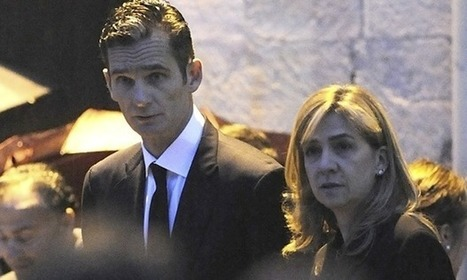 Spanish royals feel the heat as emails compound fall from grace #spain #españa #verguenza #shame | News in english | Scoop.it