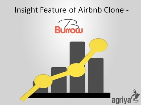 An Exceptional Insight Feature of Airbnb Clone - Burrow | Airbnb Clone Script,Vacation Rental Software,Apartment rental software | Scoop.it