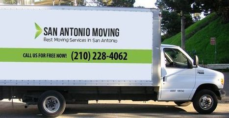 Pin by Richard Chavez on Local Move | Pinterest | San Antonio Moving Company | Scoop.it
