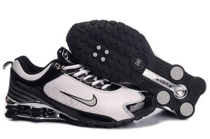 Discount Nike Shox Dream Mens White Black Silver | Hot Sale Nike Mens Shox R4 | Scoop.it