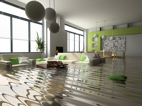 10 Things To-Do When You Experience Water Damage | Home Remodeling | Scoop.it