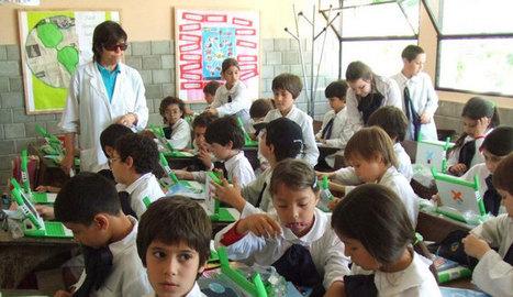 Pedagogías de Aprendizaje: Uruguay participa en experiencia ... - LaRed21 | Enseñar y aprender en nivel Primaria | Scoop.it