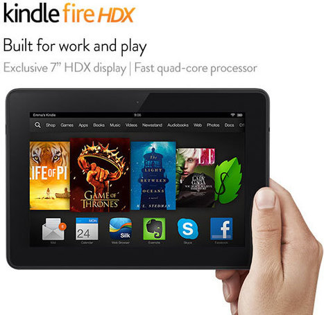 Does New Offers and Schemes From Amazon Apply to Its Kindle Fire HD Tablet? - Amazon coupon 10% | Mind blow savings | Scoop.it