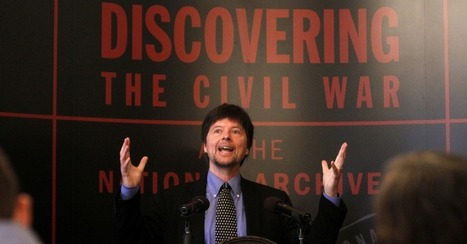 Documentarian Ken Burns Launches iPad App | Communications and Social Media | Scoop.it