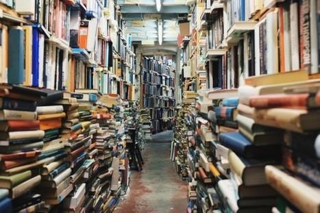 Dans les «bibliothèques CLANDESTINES » du Net - Rue89 - L'Obs | Le BONHEUR comme indice d'épanouissement social et économique. | Scoop.it