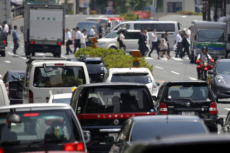 Traffic Congestion Hits Peak as Japan Enters Obon Season | ASEAN Supply Chain | Scoop.it