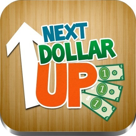 Next Dollar Up Helps SEN Students With Life Skills | Tech Tools Daily # 189 - 21CL Radio | Transformational Teaching and Technology | Scoop.it