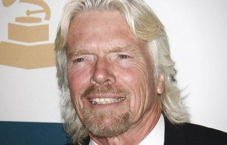 Richard Branson: 'There's No Shortcut or Magic Recipe to Success' | The POS Maven Says... | Scoop.it