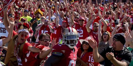 San Francisco 49ers Issue Letter Instructing Fans How To Cheer. Seriously. - Huffington Post | California Flat Track Association (CFTA) | Scoop.it