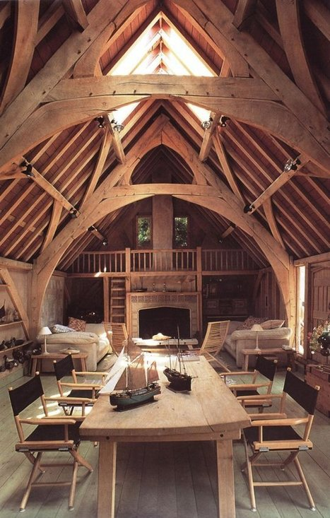 Picture of the Day: Barn Conversion | Vale Life... | Scoop.it