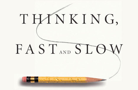 The Blog : Thinking about Thinking : Sam Harris-An Interview with Daniel Kahneman | Knowmads, Infocology of the future | Scoop.it