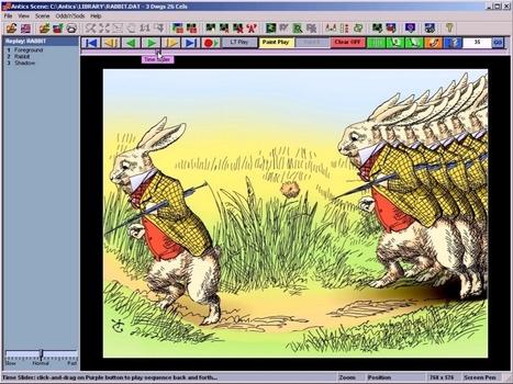 Antics 2-D Animation - Free Download - Tucows Downloads | Narzędzia do tworzenia animacji 2D | Scoop.it