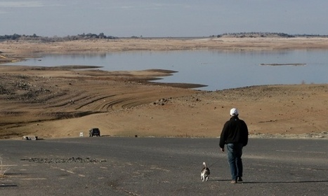 California's historic drought –in pictures | Sustain Our Earth | Scoop.it