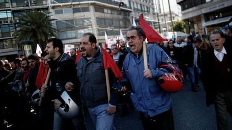 Greek tragedy: Three generations of workers - Press TV   Bulling   Scoop.it