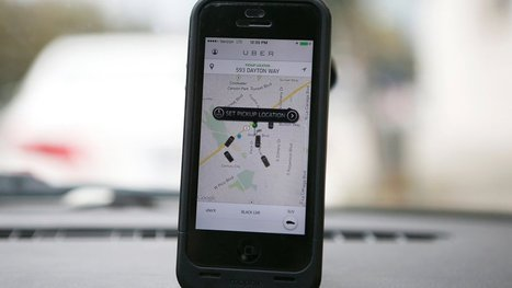 With Uber, Less Reason to Own a Car | Technology | Scoop.it