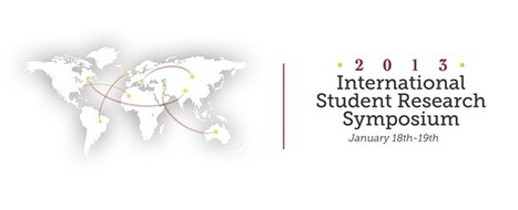 International Student Research Symposium 2013 | Kenya School Report - 21st Century Learning and Teaching | Scoop.it