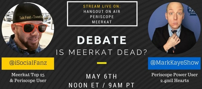 Meerkat or Periscope - which one for attorneys? | Digital Social Media Marketing | Scoop.it
