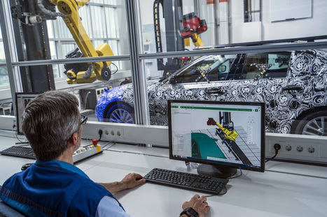 BMW uses automated measuring tech to generate 3D data model of upcoming 5 Series sedan | Business Video Directory | Scoop.it