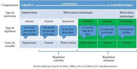 Les cycles de la motivation | laqvt.fr — la Qualité de Vie au Travail | Actus de Bib. | Scoop.it