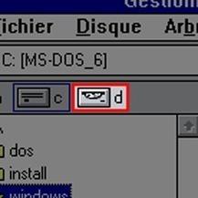 Le lecteur de CD avec Windows3.1 | WolfAryx informatique | Windows 3.1 dans un ordinateur virtuel | Scoop.it