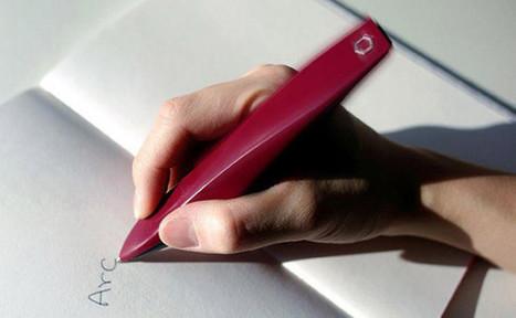 Un stylo pour aider les malades de Parkinson à écrire | Créer de la valeur | Scoop.it