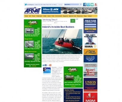 Boat building in Ireland | Boatbuilding, boat repair and boat maintenance | Scoop.it