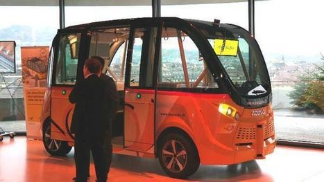 Die Megatrends in der Mobilität | Informatik & Robotik in der Schule | Scoop.it