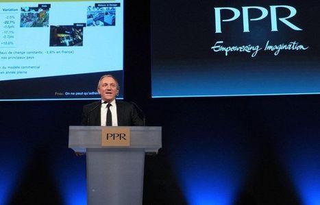 Dopé par le luxe, PPR vise toujours plus malgré la déception Puma - Libération   Actualité business du secteur du luxe et de la mode   Scoop.it