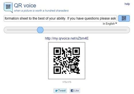 [免費]免費的QR Code追蹤統計線上網站 | Wayne ESL Blog 資訊融入教學 | Scoop.it
