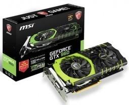 MSI - lance les GeForce GTX 970 et GTX 960 GAMING 100ME | Monhardware | Scoop.it