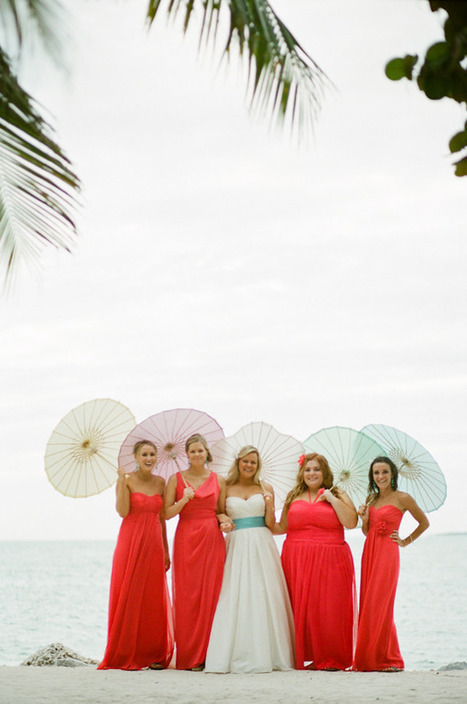 Nautical Key West Wedding by Kat Braman « Southern Weddings Magazine | All About Beach Weddings | Scoop.it