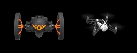 Parrot demonstrates two user-friendly mini-drones (VIDEO) - The Malay Mail Online | Herberton spy & camera museum | Scoop.it