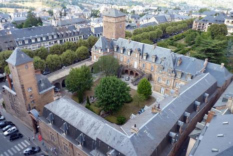 Le Palais épiscopal de Rodez transformé en hôtel 5 étoiles | Journal de Millau | L'info tourisme en Aveyron | Scoop.it