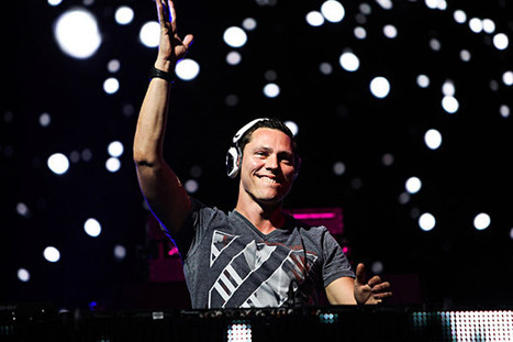 Tiësto delivers nostalgic two-hour '90s mix' on Club Life | DJing | Scoop.it