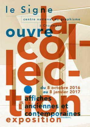 Pixelcreation.fr Graphisme : expositions artistes et techniques: Le Signe à Chaumont | TYPOGRAPHIE | Scoop.it