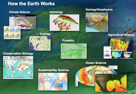 Esri and the Scientific Community | Esri Insider | ArcGIS Geography | Scoop.it