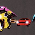 Pac-Man Vapor Chase: Inky, Blinky, Pinky and Cars | All Geeks | Scoop.it
