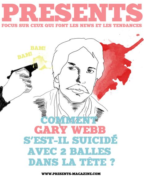 Presents Magazine - Gary Webb   Creative Art Moodbook   Scoop.it