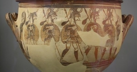 Valores heroicos en la épica homérica ~ Graecorum et romanorum | Griego clásico | Scoop.it