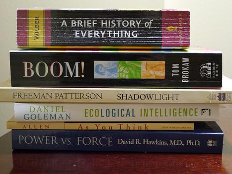 Book Spine Poetry: Your Turn | ciberpocket | Scoop.it