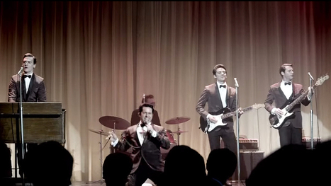 Clint Eastwood's 'Jersey Boys': Stage Stars Talk Big-Screen Differences - Hollywood Reporter | Machinimania | Scoop.it