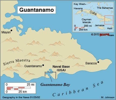 Geography in the News: Guantanamo   Geography in the News   Scoop.it