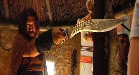 La Falcata Ibérica, terror de las legiones romanas | LVDVS CHIRONIS 3.0 | Scoop.it