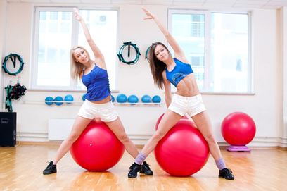 Yoga Ball Exercises | BallExerciseWorkouts.com | Exercise Ball Workouts | Scoop.it