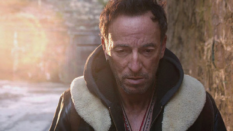Bruce Springsteen is not equipped for the apocalypse - MaxTV | Bruce Springsteen | Scoop.it