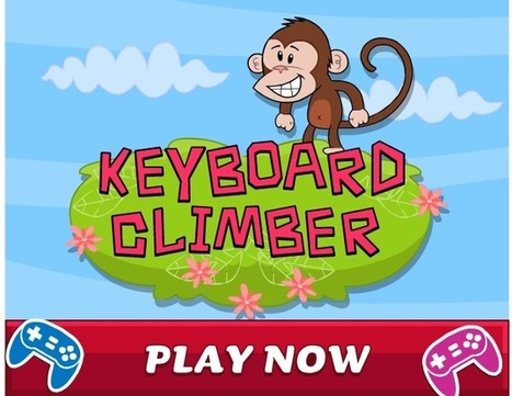 12 Great Free Keyboarding Games to Teach Kids Typing ~ Educational Technology and Mobile Learning | Janelas de Jogos | Scoop.it