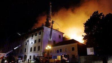 Latvia's Riga Castle hit by fire | Riga Travel | Scoop.it